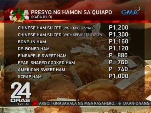 24 Oras: Hamon sa Quiapo, dinarayo pa ng mga taga-probinsya