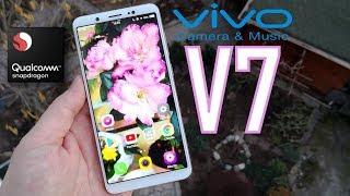 Hands-on Vivo V7 Review - 24MP Selfie Snapdragon Phone