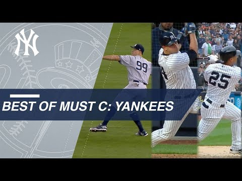 Must C: Top moments from Yankees' 2018 season