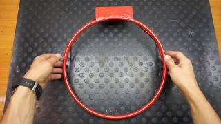 DIY BASKETBALL RING