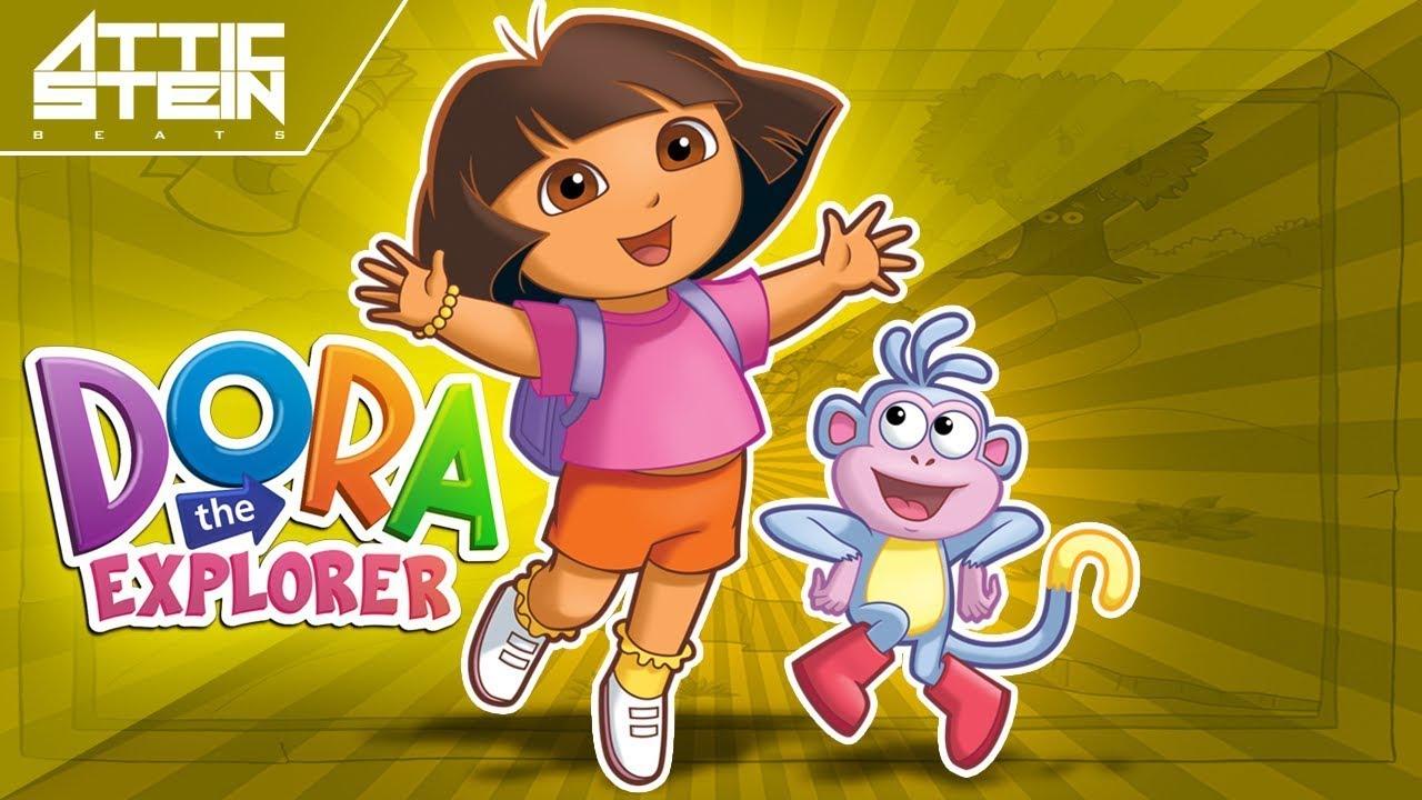 dora the explorer theme song - 1280×720
