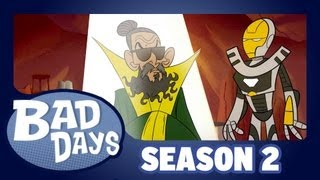 Iron Man - Bad Days - Season 2 - Episode 7