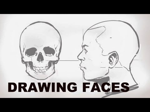 Drawing Faces (redux)