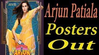 Arjun Patiala का पोस्टर Out, इस दिन होगी Release