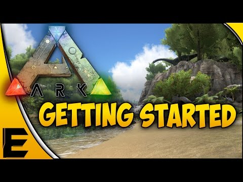 ARK Survival Evolved GUIDE ➤ 10 Quick Tips For Survival, Basics, Getting Started