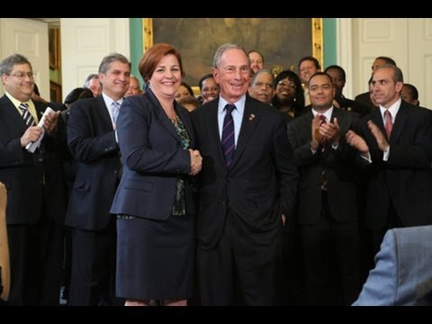 Mayor Bloomberg Announces Agreement For On Time Balanced Budget For