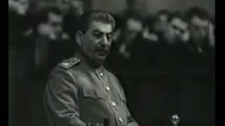Сталин в конце войны
