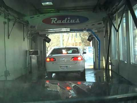 Esso Touchless Car Wash Review