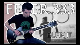 FEVER 333 - BURN IT (Guitar & Bass Cover w/ Tabs)