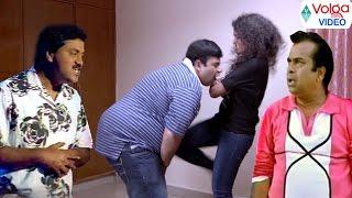 Non Stop Hilarious Comedy Scenes     Latest Telugu Movies Comedy Scenes   Volga Videos   2017