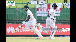 Sri Lanka had the upper hand when Mathews and Karunaratne were batting – 2nd Test – Day 4: Cricketry
