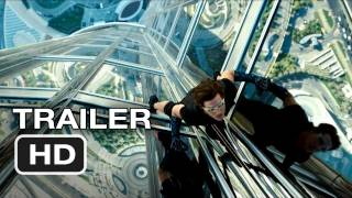 Mission Impossible: Ghost Protocol Official Trailer #1 - Tom Cruise Movie (2011) HD