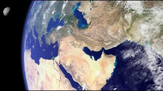 Why the Middle East is the Center of the World