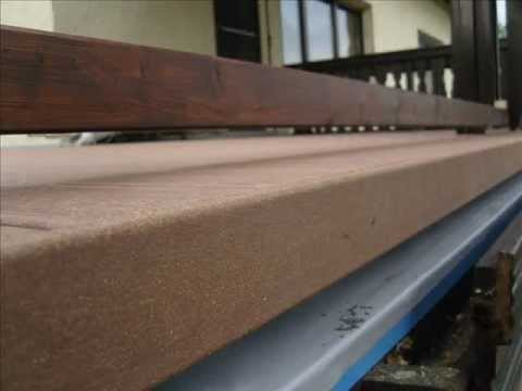 Favorit Terrassensanierung wasserdicht - YouTube PC12