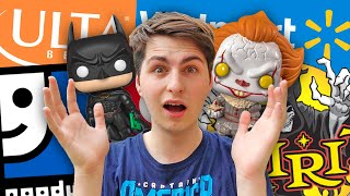 Funko Pop Hunting | Goodwill, Ulta, Spirit Halloween and Many More!