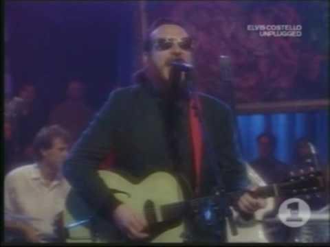 Elvis Costello & The Rude 5 Unplugged MTV 1991