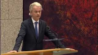 Geert Wilders - Verantwoordingsdebat (2011)