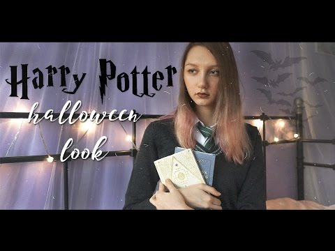 ♡Образ на Halloween: студентка Хогвартса|Harry Potter♡