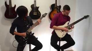 Born of Osiris - Machine (Dual Guitar Cover)