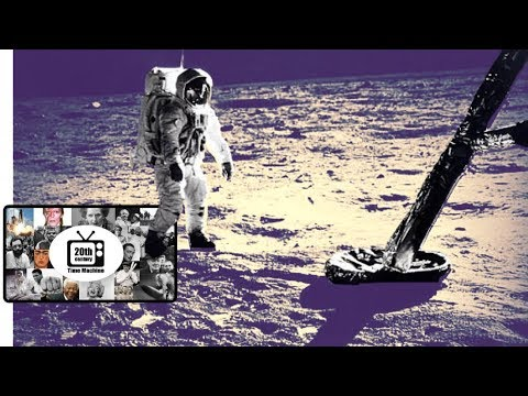 NASA's Apollo 11 Original Mission Video of the Moon Landing as aired in 1969