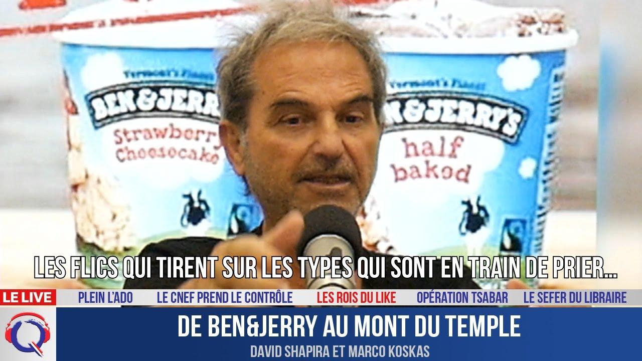 De Ben&Jerry au Mont du Temple - RDL#131