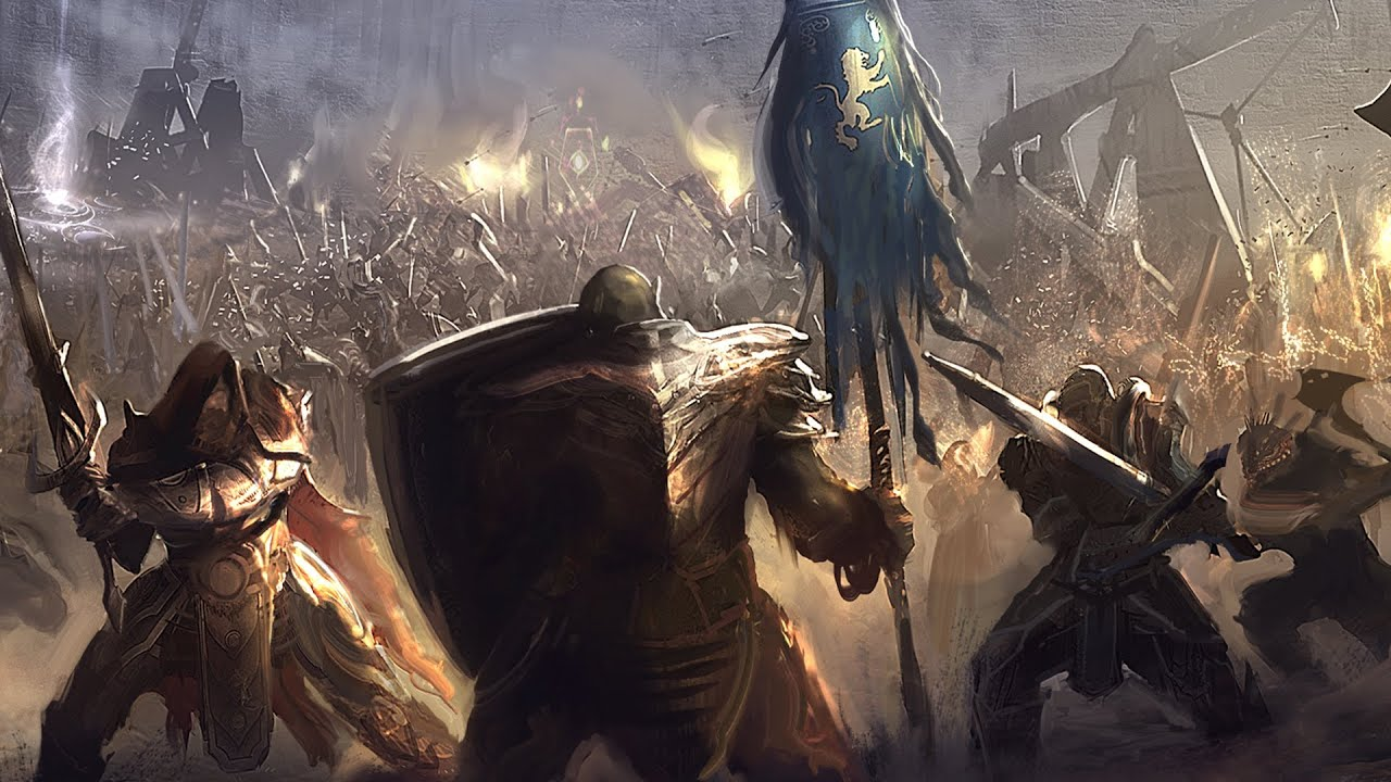 Skyrim Fall Wallpaper Hd The Elder Scrolls Online Alliances At War Youtube