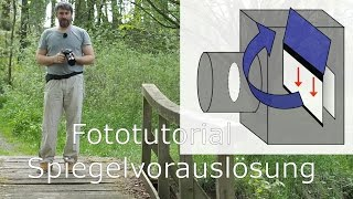 Fototutorial Spiegelvorauslösung