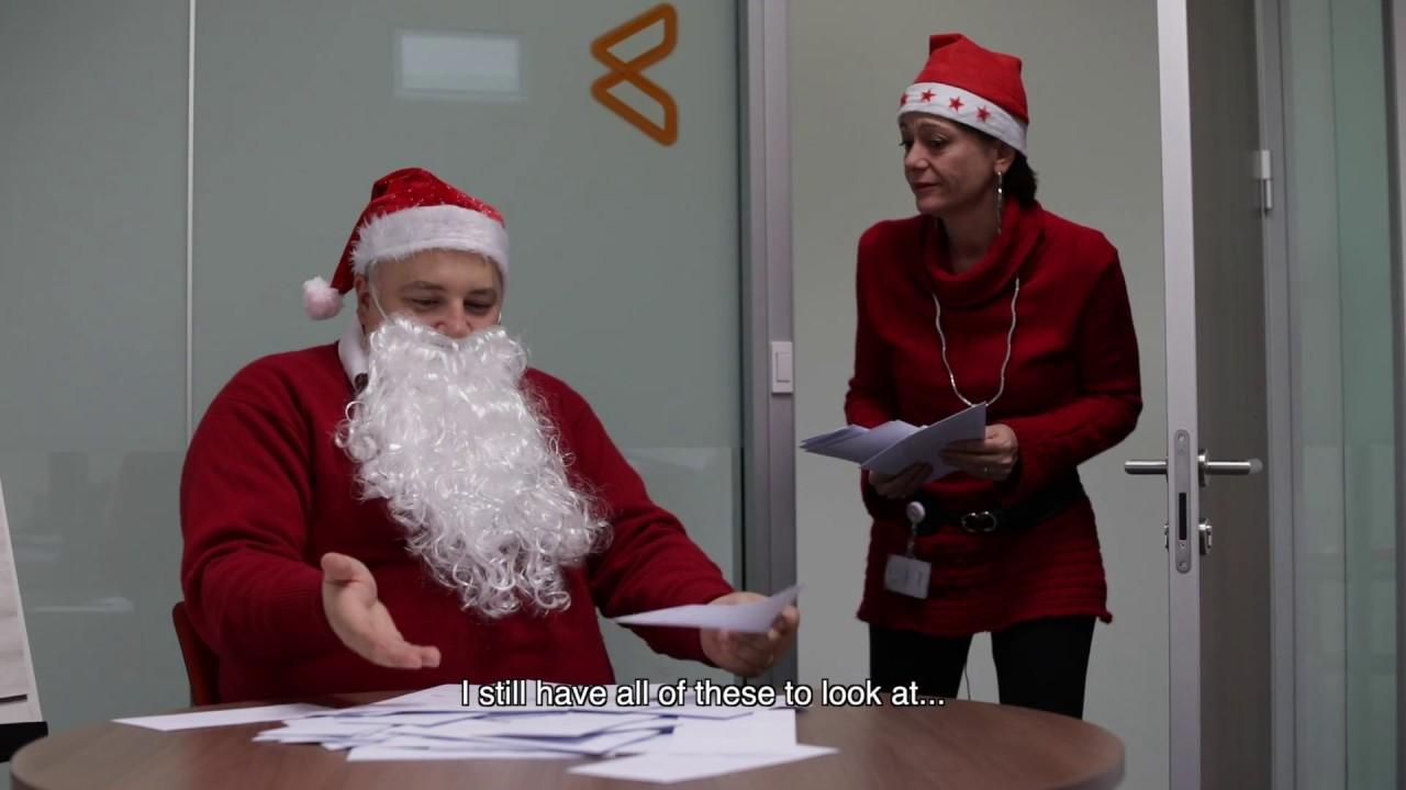 Translations Into Italian: BMC Italy Christmas Video 2016 (English Subtitles)