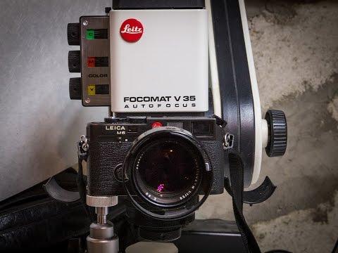 Leica M 4 and M 6 Digital & Analog Photography