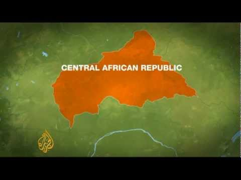 Rebels advance in Central African Republic