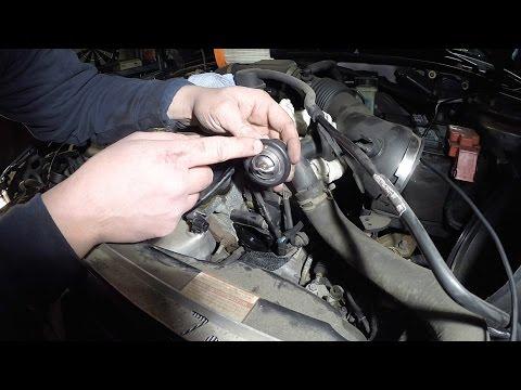 1998-2003 Ford Escort 2.0L Zetec P0125: Thermostat & Belt