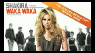 shakira feat freshlyground waka waka this time for africa official hi 57171