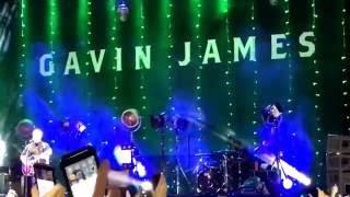 Gavin James Fairytale of New York Live Dublin