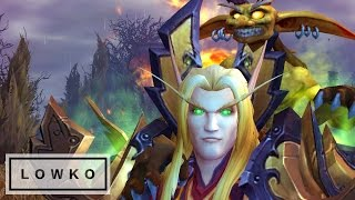 World of Warcraft: Legion - Tying Up Loose Ends! (Let's Play WoW)