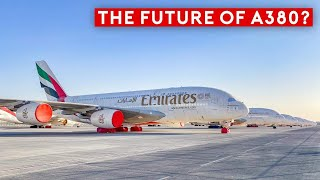 The Future of A380 Super Jumbo Jet
