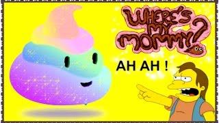 Приключение какашки Where's My Mommy ? СИМУЛЯТОР КАКАШКИ! | #Gameplay #Игры(Канал моего ПАПЫ - https://goo.gl/5cYxGe Канал МАМЫ - https://goo.gl/V0ZgHG Канал Сестренки - http://goo.gl/CL21Kg Спасибо, что смотрите..., 2016-04-25T11:14:23.000Z)