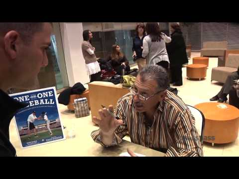 Yankee And World Champion, Dom Scala, Book Signing