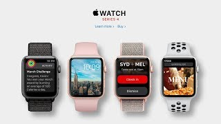 2018 Apple Watch Series 4 Leaks & Rumors! (feat. Apple World)