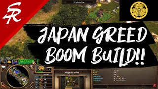 Japan Greed Boom! | Strategy School | Age of Empires III