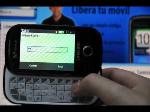Liberar Samsung B5310 Corby Pro, desbloquear Samsung B5310 de Movistar  - Movical.Net