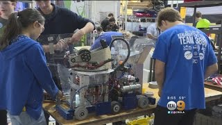 LA's First Robotics Competition
