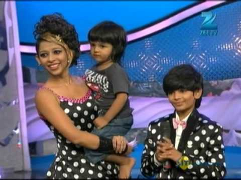 DID Super Moms Episode 22 August 11 '13 - Tanay & Cecille