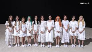 [ENG] LOONA Greets Melon Users with their Comeback (201019)