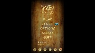 WoodBall V2.0 | Mod Apk Money | Arcade Game | Android Gameplay