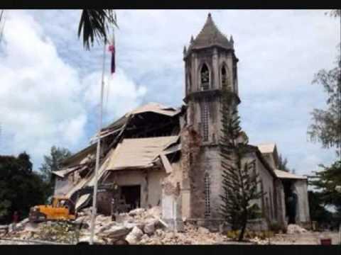 CONSOLACIONANONS assisting the Bohol relief operation