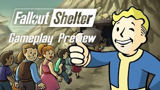 Fallout Shelter Pc Gameplay-Preview Gtx 970