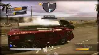 Driver: San Francisco | Firetruck Mission Gameplay - Camion Hydramax [Xbox 360 | PS3 | PC] [HD]