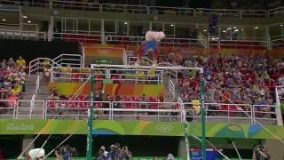 Daria Spiridonova 2016 Olympics QF UB