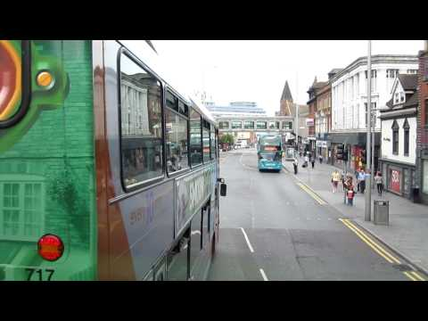 nottingham to sneinton by bus pt3