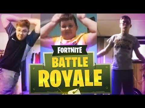 THE WORST FORTNITE TREND #BOOGIEDOWN